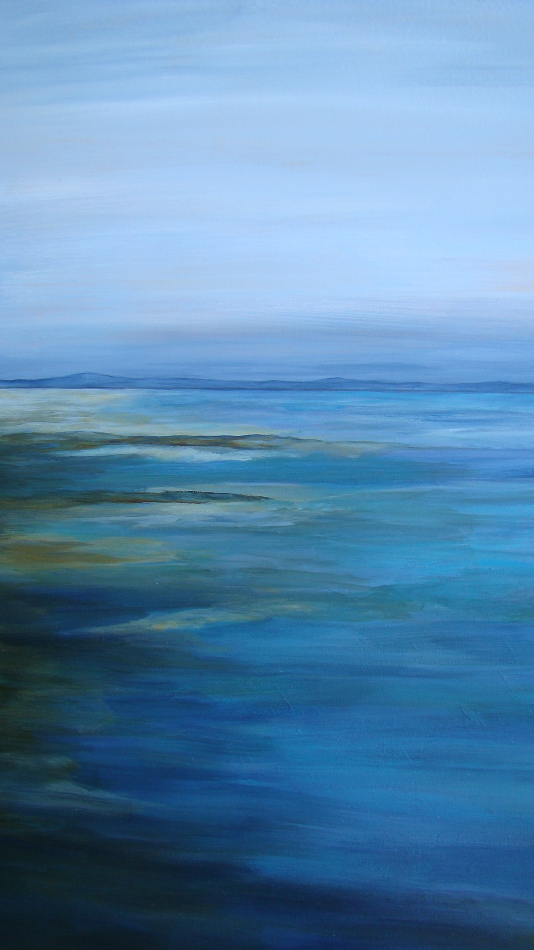Blue Beyond, SOLD